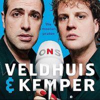 Cover Veldhuis & Kemper - We moeten praten [DVD]
